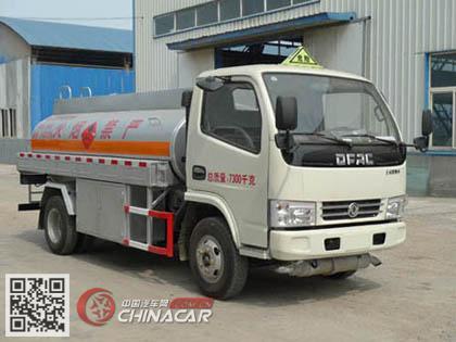 双达牌ZLQ5070GJYD型加油车图片