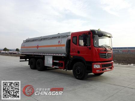 CSC5250GYYEV型楚胜牌运油车图片1