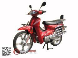 豪鹰牌HY110-7A型两轮摩托车图片