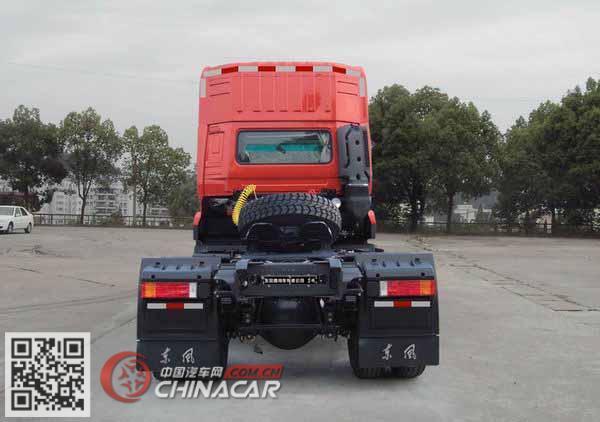 天龙牵引车|东风牌dfl4250ax3a型半挂牵引汽车|沧州