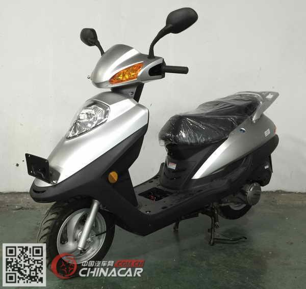 金浪牌JL125T-26型两轮摩托车图片