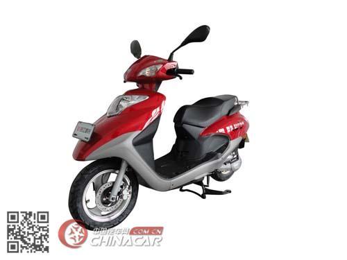 钱江qj110t-8a型两轮摩托车