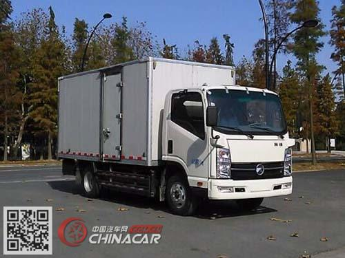KMC5042XXYEVA33D凯马牌纯电动厢式运输车图片