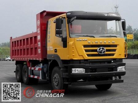 CQ3256HTDG364S型红岩牌自卸汽车图片1