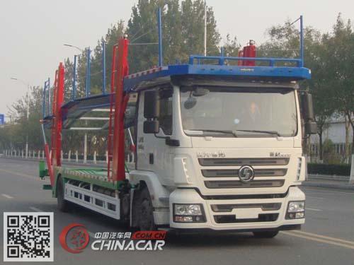 SX5180TCLMB1型陕汽牌车辆运输车图片1
