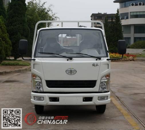 CA2040K2L3E5型解放牌越野载货汽车图片3