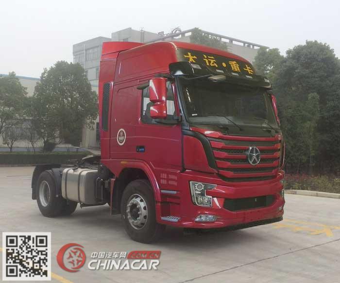 CGC4180D5DALD型大运牌牵引汽车图片1