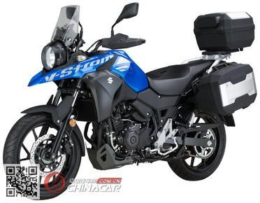 铃木(SUZUKI)牌DL250型两轮摩托车图片