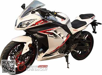 五羊牌WY200-6型两轮摩托车图片
