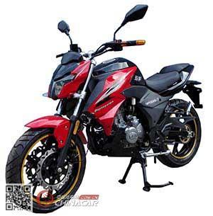 五羊牌WY200-7型两轮摩托车图片