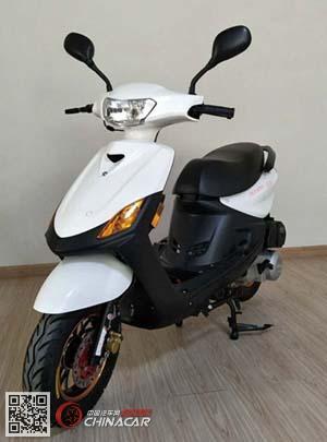 JK100T-3A型爵康牌两轮摩托车图片1