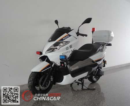 BJ250TJ-8型贝纳利牌两轮摩托车图片1