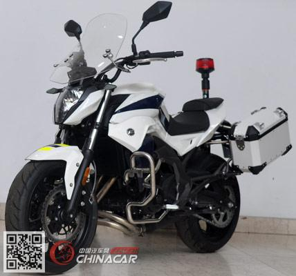CF400J型春风牌两轮摩托车图片1