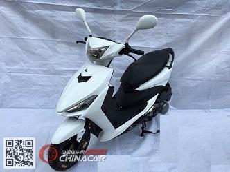 JY125T-2H型晶鹰牌两轮摩托车图片1