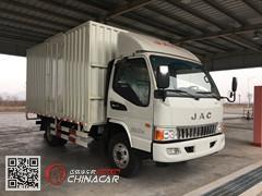 HFC2043XXYP92K1C2V-S型江淮牌越野厢式运输车图片1