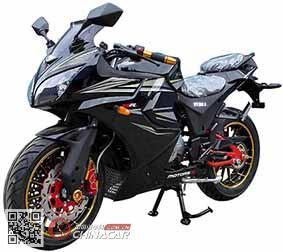 五羊牌WY200-3型两轮摩托车图片