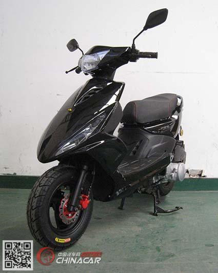 JY125T-A型晶雅牌两轮摩托车图片1