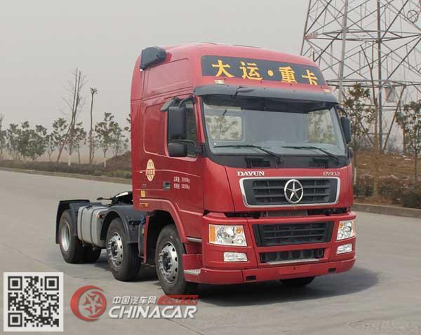CGC4250D5EBKD型大运牌牵引汽车图片1