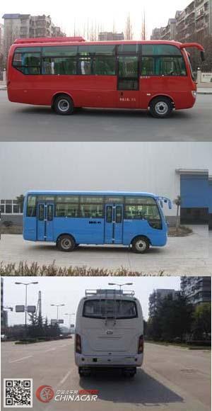 HQG6730EA5型楚风牌客车图片2