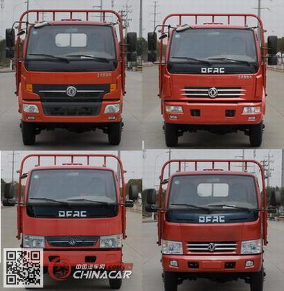 EQ2045S2BDF型东风牌越野载货汽车图片2