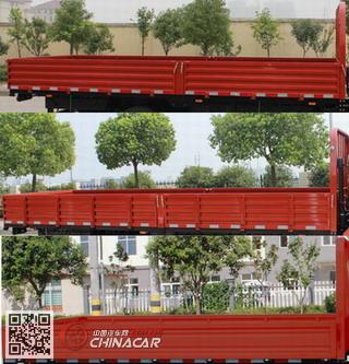 EQ2045S2BDF型东风牌越野载货汽车图片3