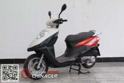 GB125T-15V型广本牌两轮摩托车图片1