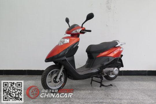 GB125T-15V型广本牌两轮摩托车图片2