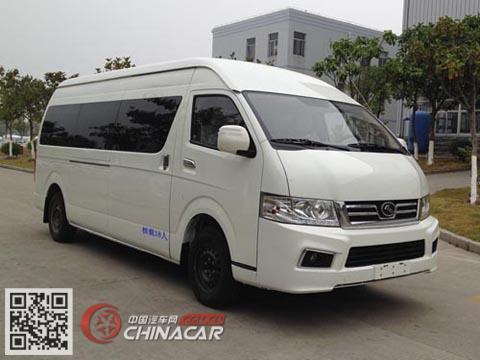 XMQ6600AEG4C型金龙牌轻型客车图片1