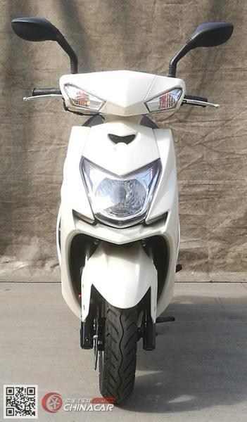 TY50QT-3型天鹰牌两轮轻便摩托车图片2