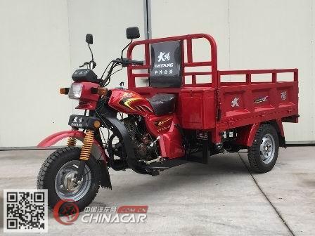 大阳dy175zh-3a型正三轮摩托车