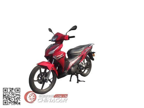 钱江牌QJ110-11E型两轮摩托车图片