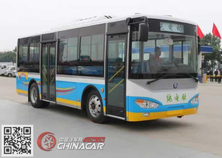 HQG6810EV3型楚风牌纯电动城市客车图片1