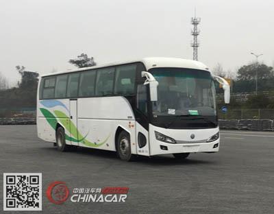 HQG6110EV型楚风牌纯电动客车图片2