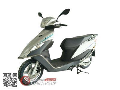 轻骑铃木uu125t型两轮摩托车