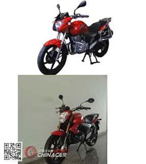 钱江牌QJ150-19A型两轮摩托车图片