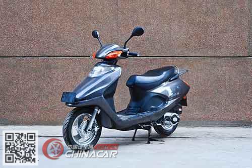 光速牌GS125T-29E型两轮摩托车图片