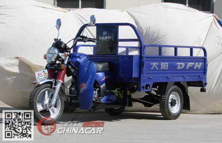 大阳牌DY150ZH-10型正三轮摩托车图片