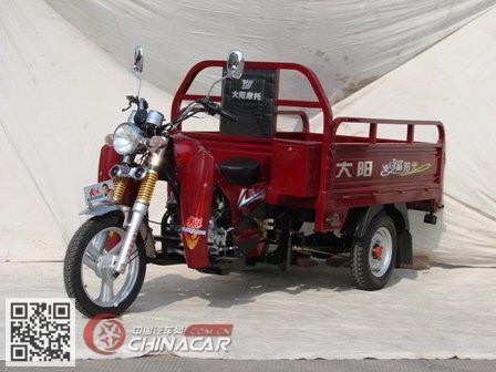 大阳牌DY125ZH-6A型正三轮摩托车图片