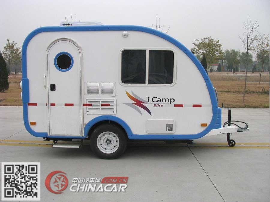 TC9010XLJA型中天之星牌旅居挂车图片2