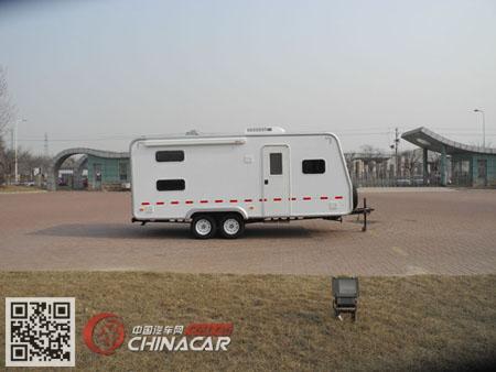 TC9020XLJ型中天之星牌旅居挂车图片2