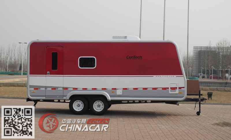 TC9020XLJ型中天之星牌旅居挂车图片3