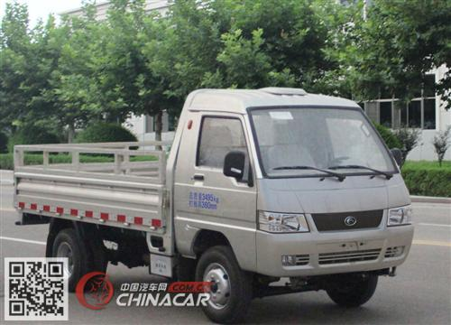 BJ1030V5JA3-X1型福田牌载货汽车图片2