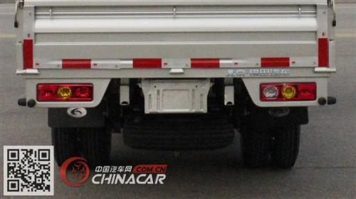 BJ1030V5JA3-X1型福田牌载货汽车图片4