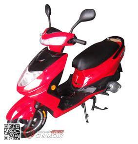 劲浪牌JL125T-2L型两轮摩托车图片