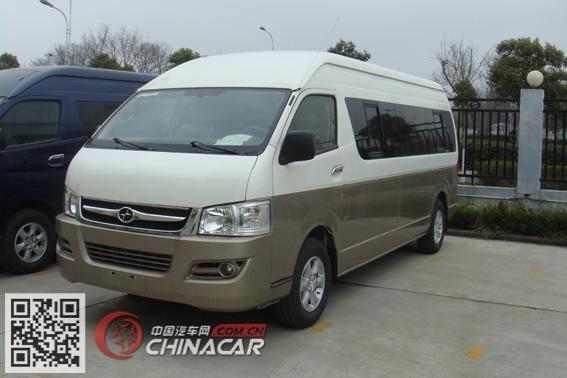 HKL6600A型大马牌轻型客车图片2