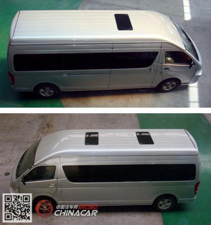 HKL6600A型大马牌轻型客车图片3