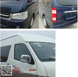 HKL6600A型大马牌轻型客车图片4