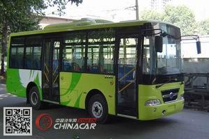 骊山牌LS6781GN5型城市客车图片1