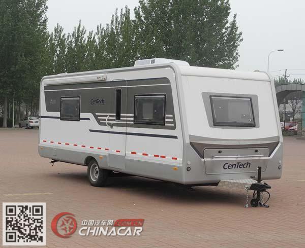 TC9020XLJ2型中天之星牌旅居挂车图片1