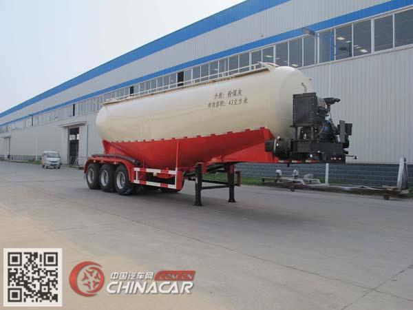 SKW9403GFLA型盛润牌中密度粉粒物料运输半挂车图片1